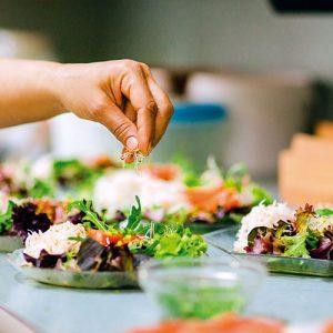 Zubereitung basischer Kost für Basenfasten